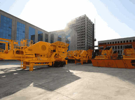 sand and gravel crushing machine in uae Mobile Crushers