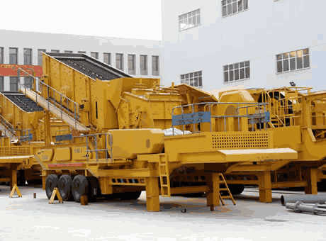 Jaw Crusher Ball Mill Mobile Crushing Station SOLUSTRID