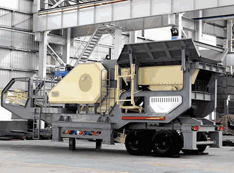 QJ241 Mobile Jaw Crusher Compact Jaw Crusher