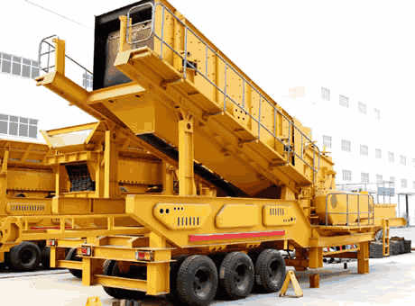 what is crushing and screening process Mobile Crushers