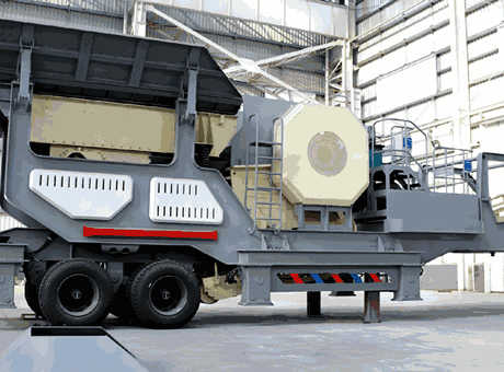 Mobile impact crushers Kleemann WIRTGEN GROUP