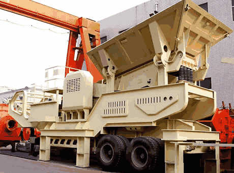 Mobile Crusher Zhengzhou Shibo Mechanical Engineering