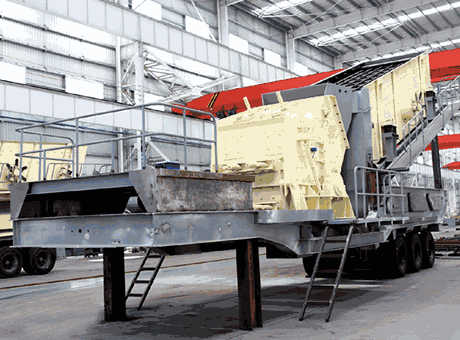 mobile crusher for bauxite ore