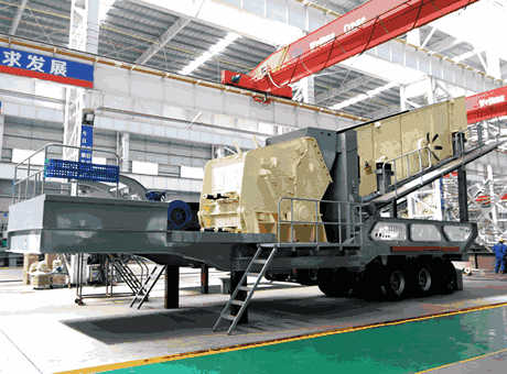 New jaw crusher from SBM Article KHL