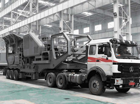 medium carbon black aggregate mobile jaw crusher in