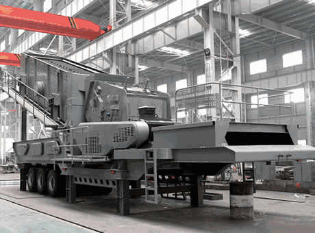 Mobile Iron Ore Crusher Suppliers