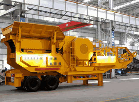 economic portable potash feldspar crushing production line
