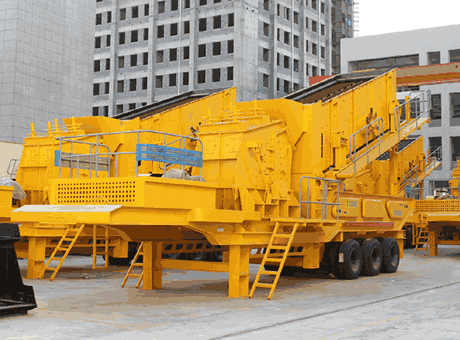 Jakarta high end ferrosilicon aggregate mobile jaw crusher