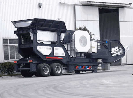 Crushing and Screening Equipment Guide Wheeler