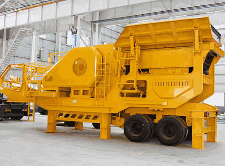 mobile primary crusher machinery in uruguay
