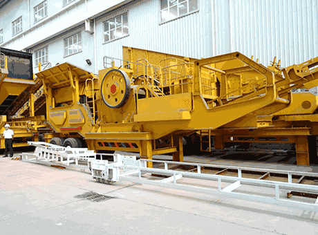 small and portable rock crushing machine