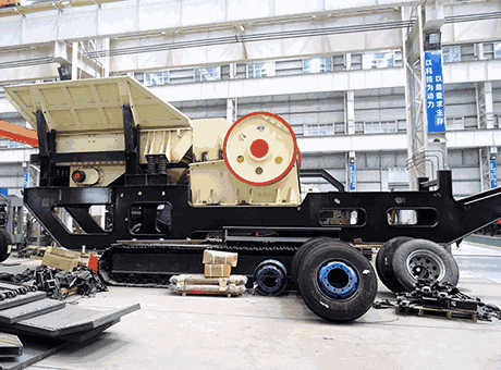 Mobile Mobile Coal Crusher 400 TphCrusher