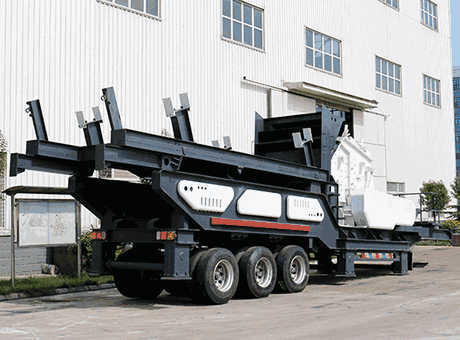 Mobile Crushing Station Advantages Configuration and