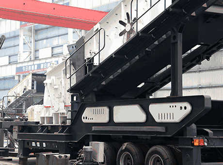 Portable Crushing Screening Equipment Terex MPS