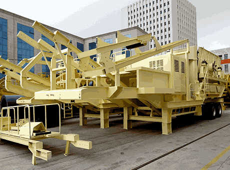 Semimobile crushers for oversize comminution Mineral