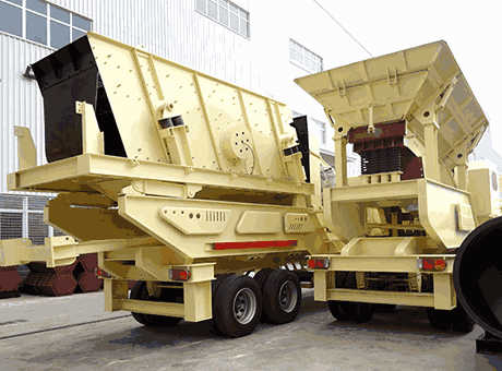 4A 3 Ft Std Mobile Cone Crusher