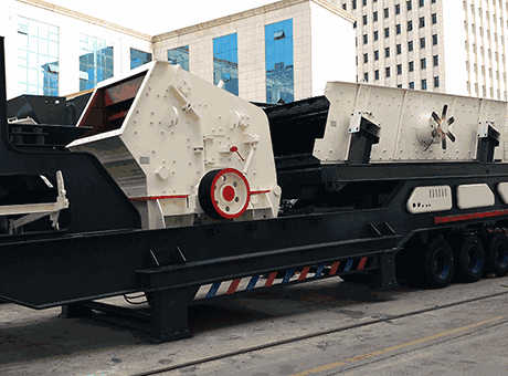 Mobile Crushing Line Project by Guangxi Endi Mining Co