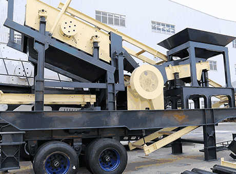 Tracked Crusher for construction waste and concrete