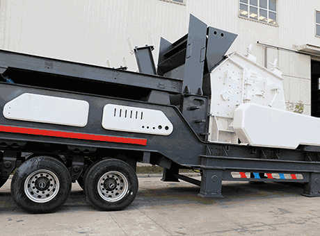 Mobile Solutions MEKA Crushing Screening Plants