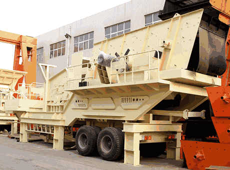 Mobile Crushing Station Crawler Mobile Crushing Station