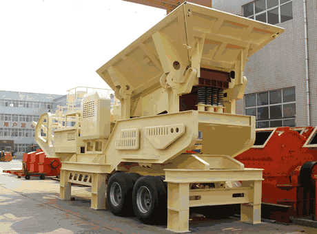 China Mobile Artificial VSI Stone Crusher Sand Maker