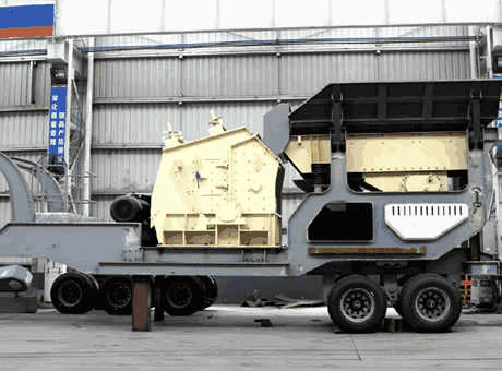 Mobile Crusher Eastman Rock Crusher