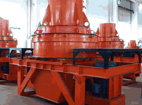 China Vertical Shaft Sand Making Machine China Sand