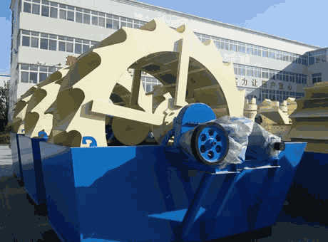 Iran West Asia high end medium barite sand washer price