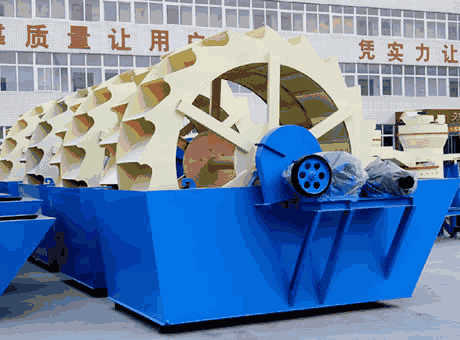 efficient environmental dolomite sand washer in State of
