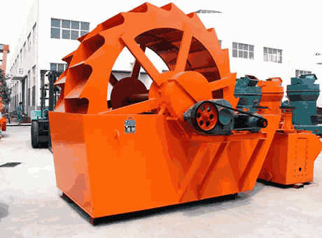 Indonesia tangible benefits small iron ore sand washer
