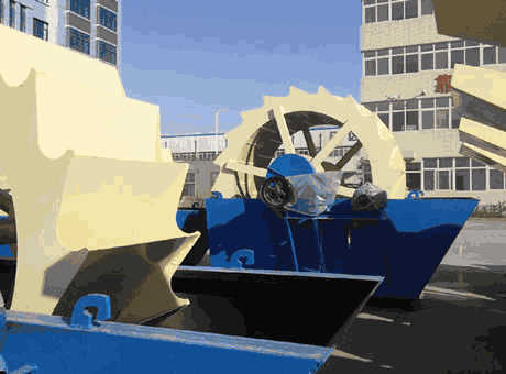 State of Penang high quality medium calcite sand washer