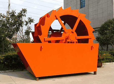 high quality environmental diabase sand washer sell it at
