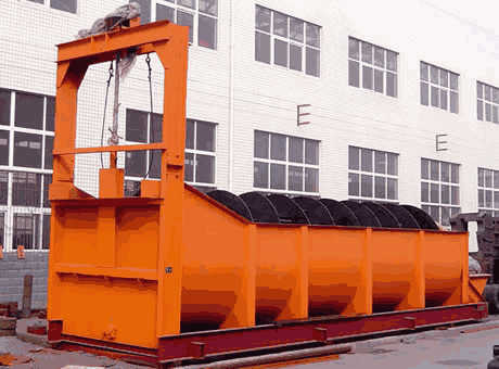 iron ore sprial classifier mill supplier