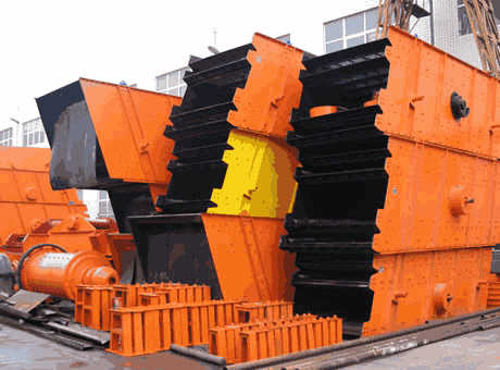 Linear Circular Vibrating Screen Industrial Crusher
