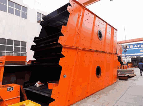 Screening EquipmentHenan Zhengzhou Mining Machinery