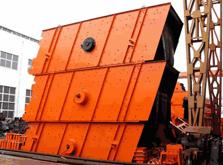 what is ore crushing and screening Panola