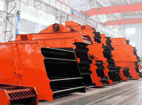 Crushing and screening Crushing it Article KHL