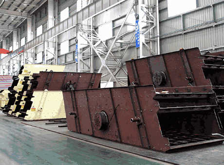 Mining Equipment High Efficiency Multilayer Circular
