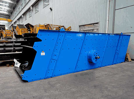 Calcined Clay Quarry Circular Vibrating Screen vibrating