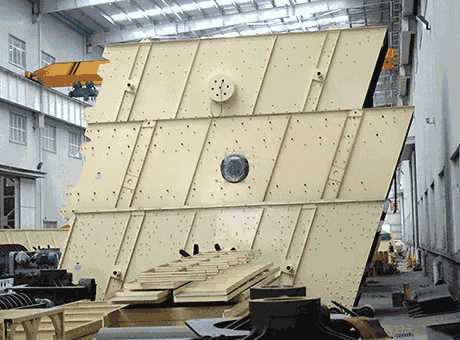 China High Efficiency Vibrating Screen Sand Sieve Machine