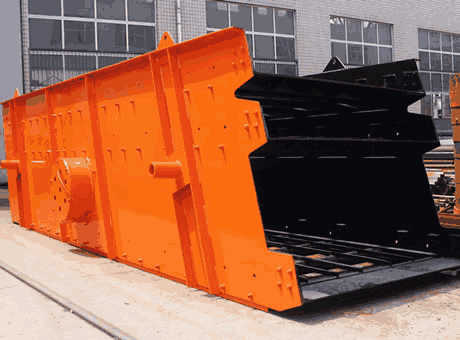 China Vibrating Screen Manufacturers Suppliers Factory