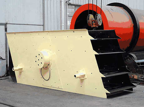 Calcined Clay Linear Vibrating Feeder